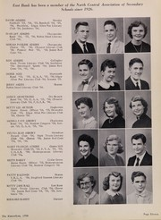 Page 15, 1956 Edition, East Bank High School - Kanawhan Yearbook (East Bank, WV) online yearbook collection