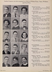 Page 16, 1956 Edition, East Bank High School - Kanawhan Yearbook (East Bank, WV) online yearbook collection