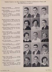 Page 17, 1956 Edition, East Bank High School - Kanawhan Yearbook (East Bank, WV) online yearbook collection