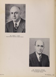 Page 8, 1956 Edition, East Bank High School - Kanawhan Yearbook (East Bank, WV) online yearbook collection