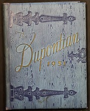 1951 Edition, DuPont High School - DuPontian Yearbook (Belle, WV)