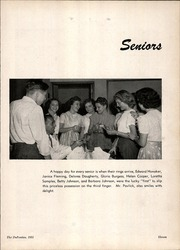 Page 13, 1951 Edition, DuPont High School - DuPontian Yearbook (Belle, WV) online yearbook collection