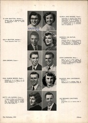 Page 17, 1951 Edition, DuPont High School - DuPontian Yearbook (Belle, WV) online yearbook collection