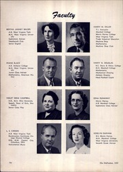 Page 8, 1951 Edition, DuPont High School - DuPontian Yearbook (Belle, WV) online yearbook collection