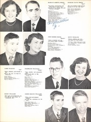 Page 36, 1952 Edition, South Charleston High School - Memoirs Yearbook (South Charleston, WV) online yearbook collection