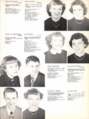 Page 37, 1952 Edition, South Charleston High School - Memoirs Yearbook (South Charleston, WV) online yearbook collection