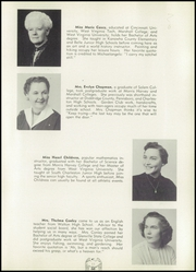 Page 15, 1956 Edition, South Charleston High School - Memoirs Yearbook (South Charleston, WV) online yearbook collection