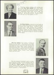 Page 17, 1956 Edition, South Charleston High School - Memoirs Yearbook (South Charleston, WV) online yearbook collection