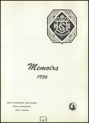 Page 5, 1956 Edition, South Charleston High School - Memoirs Yearbook (South Charleston, WV) online yearbook collection
