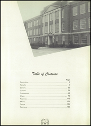 Page 7, 1956 Edition, South Charleston High School - Memoirs Yearbook (South Charleston, WV) online yearbook collection