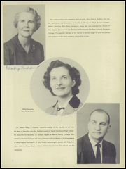 Page 11, 1957 Edition, South Charleston High School - Memoirs Yearbook (South Charleston, WV) online yearbook collection