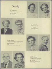 Page 13, 1957 Edition, South Charleston High School - Memoirs Yearbook (South Charleston, WV) online yearbook collection