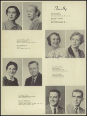 Page 14, 1957 Edition, South Charleston High School - Memoirs Yearbook (South Charleston, WV) online yearbook collection