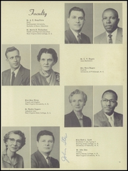 Page 15, 1957 Edition, South Charleston High School - Memoirs Yearbook (South Charleston, WV) online yearbook collection