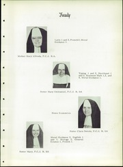 Page 13, 1964 Edition, St Anthonys High School - San Antonian Yearbook (Follansbee, WV) online yearbook collection