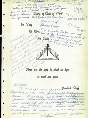 Page 7, 1964 Edition, St Anthonys High School - San Antonian Yearbook (Follansbee, WV) online yearbook collection