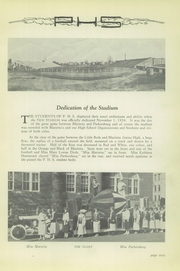 Page 11, 1925 Edition, Parkersburg High School - Parhischan Yearbook (Parkersburg, WV) online yearbook collection