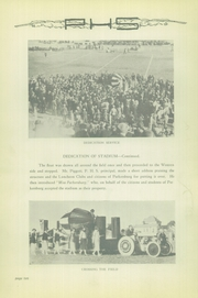 Page 12, 1925 Edition, Parkersburg High School - Parhischan Yearbook (Parkersburg, WV) online yearbook collection