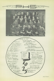 Page 15, 1925 Edition, Parkersburg High School - Parhischan Yearbook (Parkersburg, WV) online yearbook collection