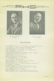 Page 9, 1925 Edition, Parkersburg High School - Parhischan Yearbook (Parkersburg, WV) online yearbook collection