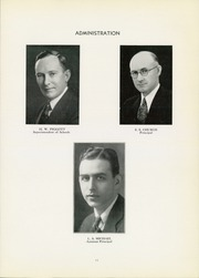 Page 15, 1933 Edition, Parkersburg High School - Parhischan Yearbook (Parkersburg, WV) online yearbook collection