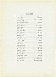 Page 16, 1933 Edition, Parkersburg High School - Parhischan Yearbook (Parkersburg, WV) online yearbook collection