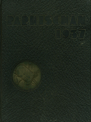 Page 1, 1937 Edition, Parkersburg High School - Parhischan Yearbook (Parkersburg, WV) online yearbook collection