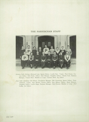 Page 10, 1937 Edition, Parkersburg High School - Parhischan Yearbook (Parkersburg, WV) online yearbook collection