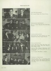 Page 14, 1937 Edition, Parkersburg High School - Parhischan Yearbook (Parkersburg, WV) online yearbook collection