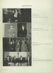 Page 16, 1937 Edition, Parkersburg High School - Parhischan Yearbook (Parkersburg, WV) online yearbook collection
