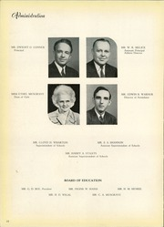 Page 14, 1946 Edition, Parkersburg High School - Parhischan Yearbook (Parkersburg, WV) online yearbook collection