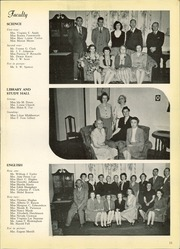 Page 15, 1946 Edition, Parkersburg High School - Parhischan Yearbook (Parkersburg, WV) online yearbook collection