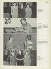 Page 17, 1949 Edition, Parkersburg High School - Parhischan Yearbook (Parkersburg, WV) online yearbook collection