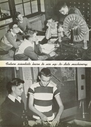 Page 12, 1950 Edition, Parkersburg High School - Parhischan Yearbook (Parkersburg, WV) online yearbook collection