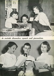 Page 7, 1950 Edition, Parkersburg High School - Parhischan Yearbook (Parkersburg, WV) online yearbook collection