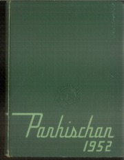 Page 1, 1952 Edition, Parkersburg High School - Parhischan Yearbook (Parkersburg, WV) online yearbook collection