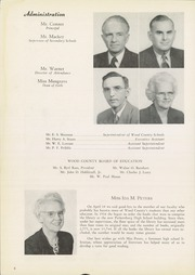 Page 10, 1952 Edition, Parkersburg High School - Parhischan Yearbook (Parkersburg, WV) online yearbook collection