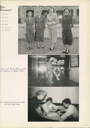 Page 11, 1952 Edition, Parkersburg High School - Parhischan Yearbook (Parkersburg, WV) online yearbook collection