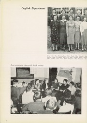 Page 12, 1952 Edition, Parkersburg High School - Parhischan Yearbook (Parkersburg, WV) online yearbook collection