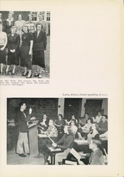 Page 13, 1952 Edition, Parkersburg High School - Parhischan Yearbook (Parkersburg, WV) online yearbook collection