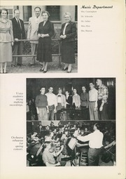 Page 17, 1952 Edition, Parkersburg High School - Parhischan Yearbook (Parkersburg, WV) online yearbook collection