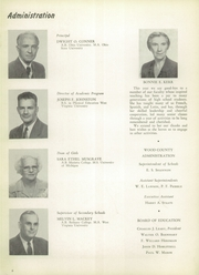Page 10, 1953 Edition, Parkersburg High School - Parhischan Yearbook (Parkersburg, WV) online yearbook collection