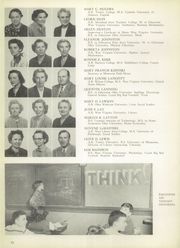Page 14, 1953 Edition, Parkersburg High School - Parhischan Yearbook (Parkersburg, WV) online yearbook collection