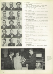 Page 16, 1953 Edition, Parkersburg High School - Parhischan Yearbook (Parkersburg, WV) online yearbook collection