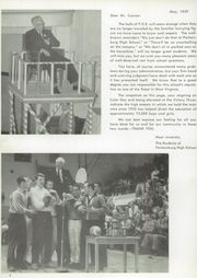 Page 12, 1959 Edition, Parkersburg High School - Parhischan Yearbook (Parkersburg, WV) online yearbook collection