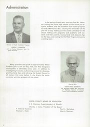 Page 14, 1959 Edition, Parkersburg High School - Parhischan Yearbook (Parkersburg, WV) online yearbook collection