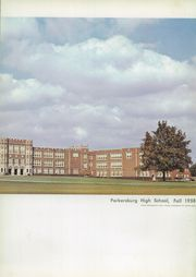 Page 6, 1959 Edition, Parkersburg High School - Parhischan Yearbook (Parkersburg, WV) online yearbook collection