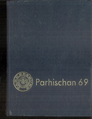 Page 1, 1969 Edition, Parkersburg High School - Parhischan Yearbook (Parkersburg, WV) online yearbook collection