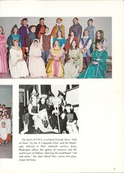 Page 11, 1969 Edition, Parkersburg High School - Parhischan Yearbook (Parkersburg, WV) online yearbook collection