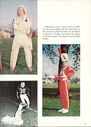 Page 13, 1969 Edition, Parkersburg High School - Parhischan Yearbook (Parkersburg, WV) online yearbook collection